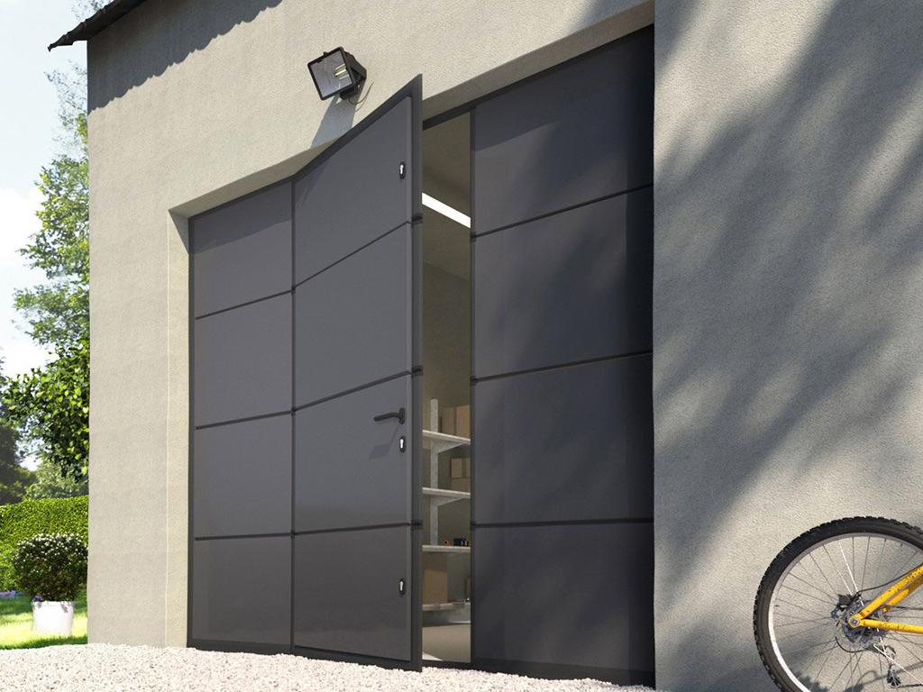 lservices porte garage